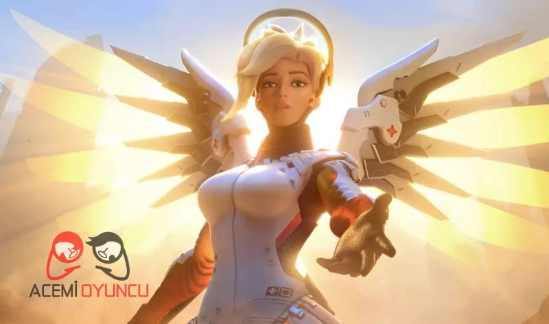 Overwatch – Mercy (Dr. Angela Ziegler)