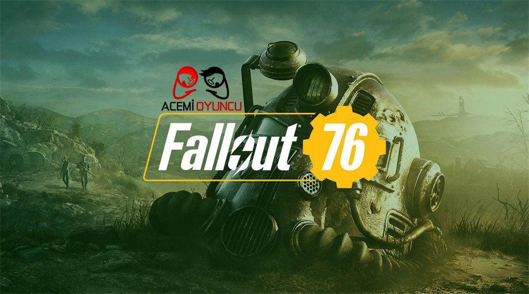 Fallout 76 Sistem Gereksinimleri – Fallout 76 Kaç GB ?
