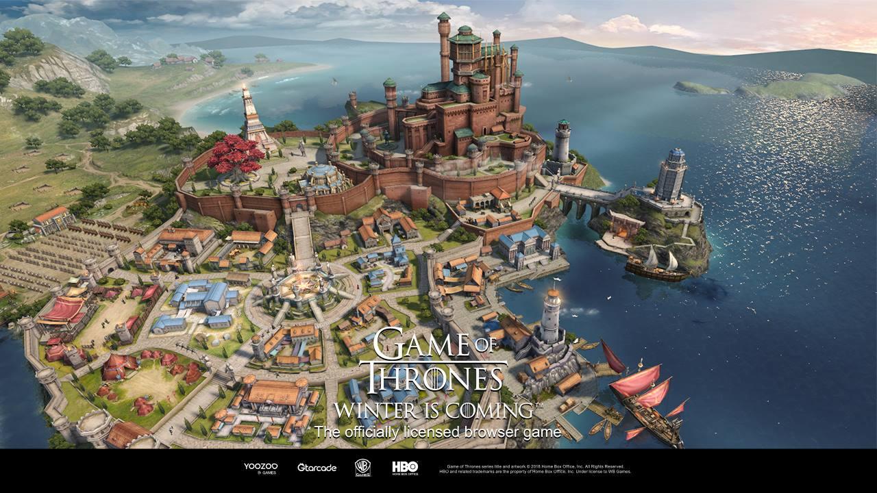 Game Of Thrones Winter Is Coming™ Tüm Dünyada Yayında