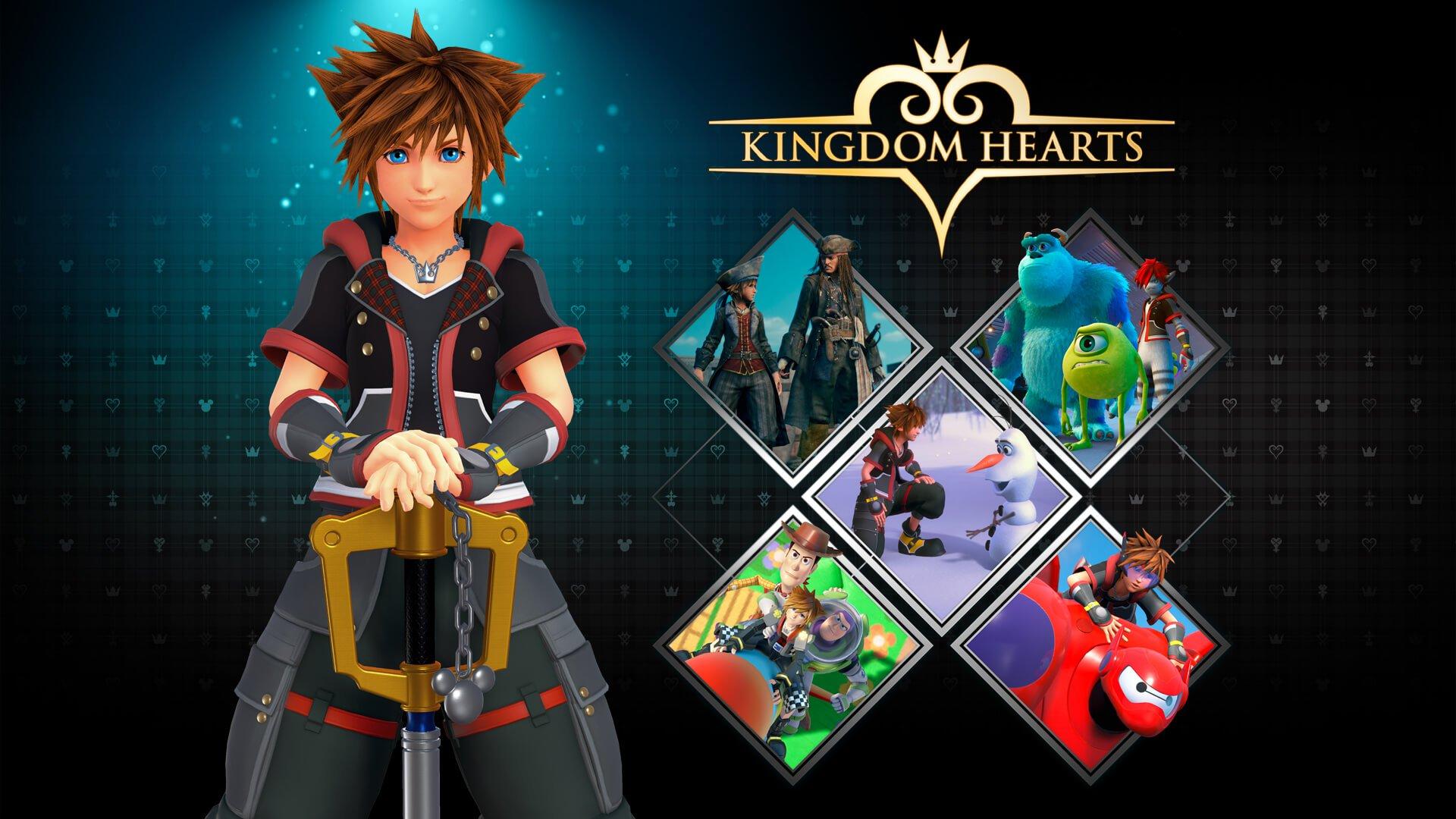 Kingdom Hearts 3 Oyun İnceleme