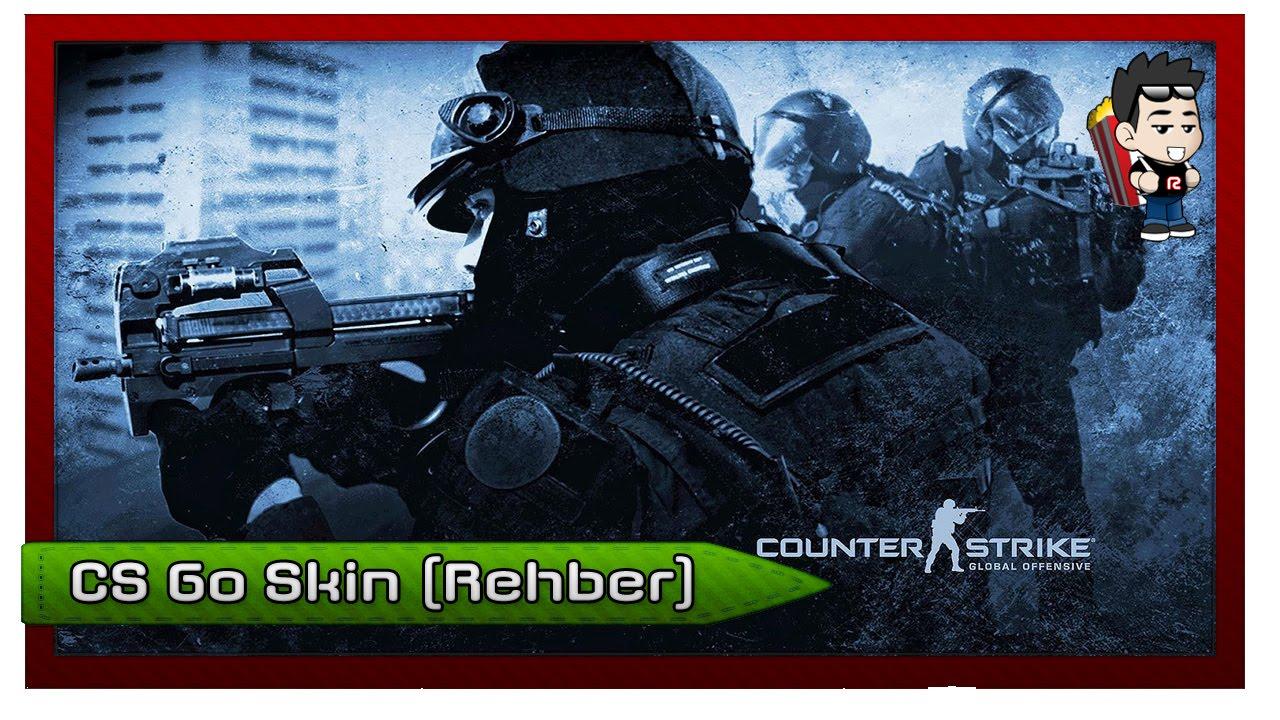 CS: GO Skin Nasıl Yapılır?