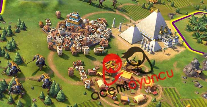 Sid Meier's Civilization VI Sistem Gereksinimleri – Sid Meier's Civilization VI Kaç GB ?