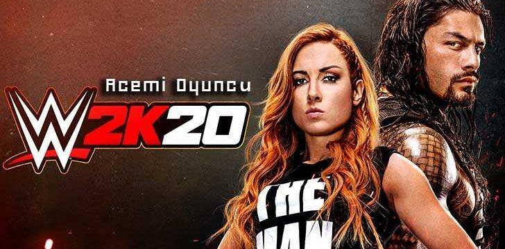 WWE 2K20 Sistem Gereksinimleri – WWE 2K20 Kaç GB ?