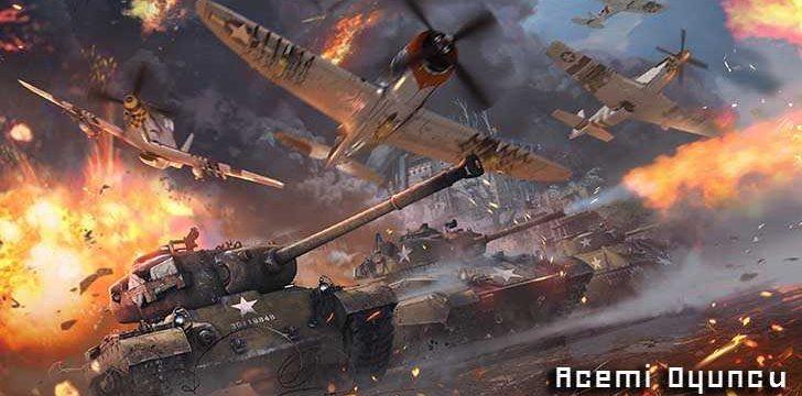 War Thunder Sistem Gereksinimleri – War Thunder Kaç GB ?