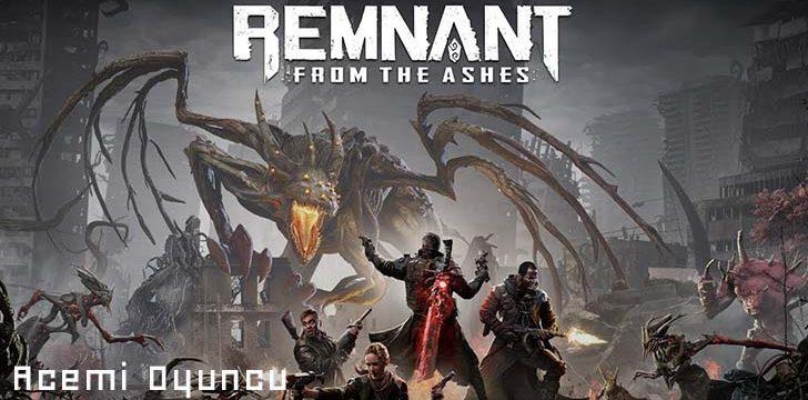 Remnant: From the Ashes Sistem Gereksinimleri – Remnant: From the Ashes Kaç GB ?