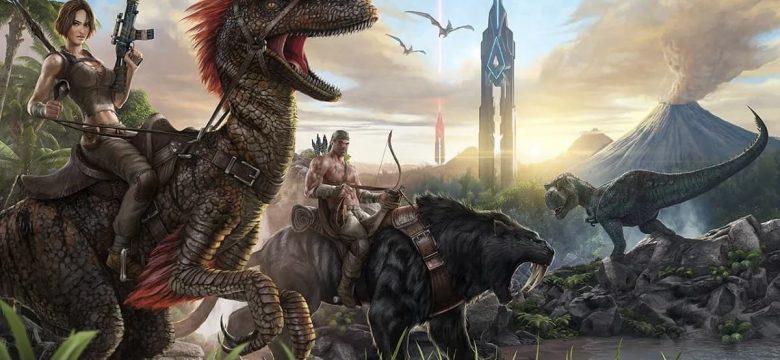 Epic Games, Ark: Survival Evolved Oyununu Ücretsiz Veriyor