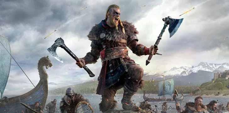 Assassin's Creed Valhalla Kuzgun Yerine Güvercin Almak