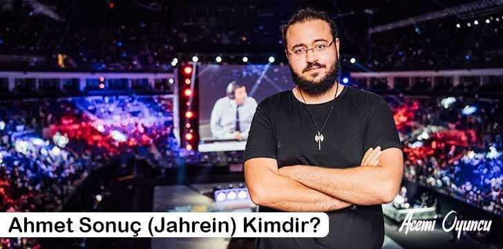 Ahmet Sonuç (Jahrein) Kimdir ?
