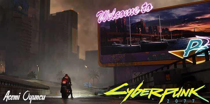 Cyberpunk 2077 Sistem Gereksinimleri