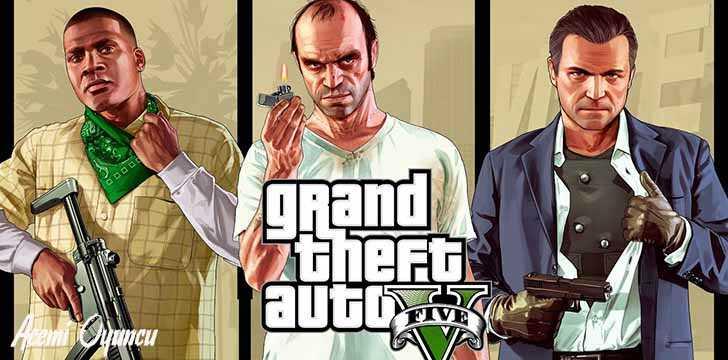 Grand Theft Auto V Sistem Gereksinimleri – Grand Theft Auto V Kaç GB ?