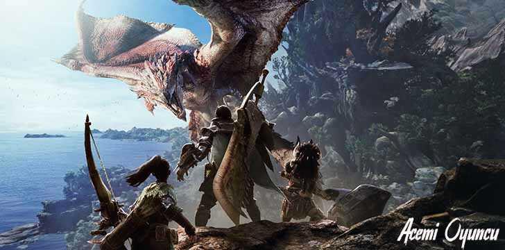 Monster Hunter: World Sistem Gereksinimleri – Monster Hunter: World Kaç GB ?
