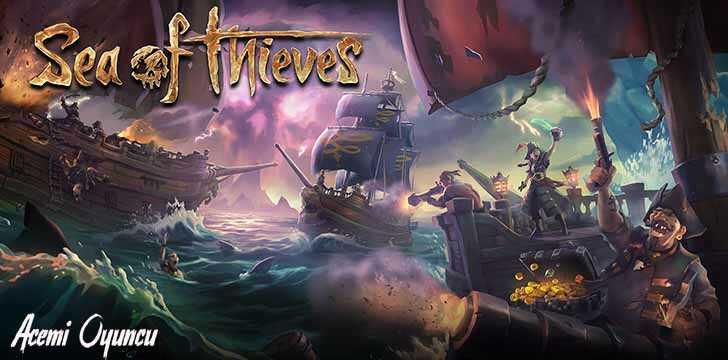 Sea of Thieves Sistem Gereksinimleri – Sea of Thieves Kaç GB ?