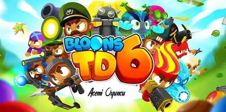 Bloons TD 6, Steam'in Yeni Gözdesi Oldu