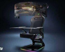 Razer konsept oyun kokpiti Project Brooklyn duyurdu