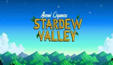 Stardew Valley Güncelleme Notları (1.5.4  Yama)