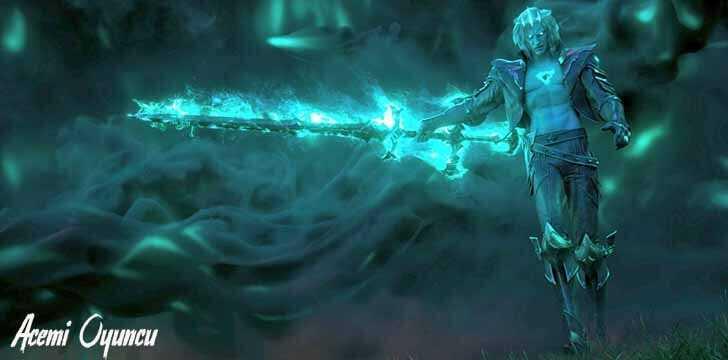 League of Legends şampiyonu Viego'nun yetenekleri