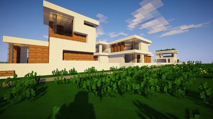 Minecraft'ta kaliteli mimar olmak
