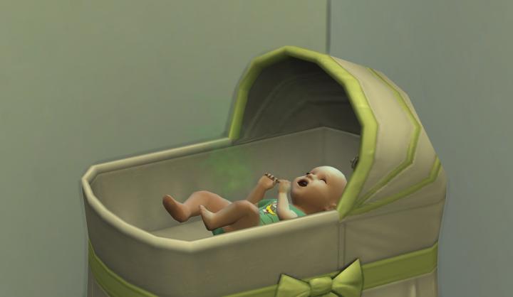 The Sims 4 bebek yapma