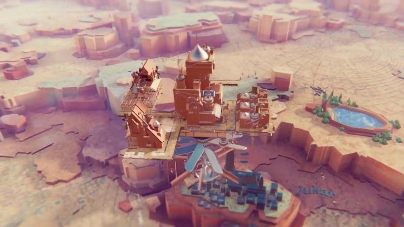 Airborne Kingdom Oyunu İncelemesi
